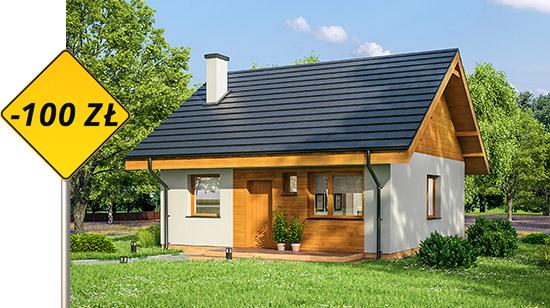 promocja projekt_ domu 100 zł
